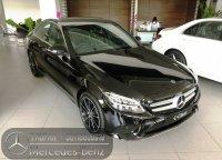 Mercedes-Benz C 200 Avantgarde 2020 (NIK 2019) Dealer MercedesBenz (mercedesbenz c200 avantagrde 2019 hitam (2).JPG)