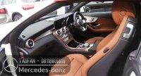 C 200 Cabriolet: Mercedes-Benz C 200 Cabrio 2020 (NIK 2019) Dealer MercedesBenz (mercedesbenz c200 cabrio 2019 hitam (2).JPG)