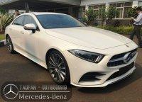 Jual Mercedes-Benz CLS 350 AMG 2020 (NIK 2019) Dealer MercedesBenz
