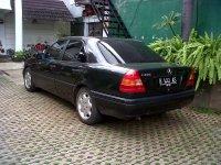 Mercedes-Benz C Class: jual mobil Merci C 200 cepat