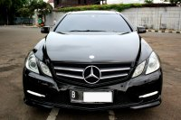 Jual Mercedes-Benz E Class: MERCY E250 COUPE AT HITAM 2013 - FLASH SALE