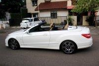 Mercedes-Benz E Class: Flash sale mercy e250 cabriolet 2011 hanya 665jt termurah (IMG_2853.JPG)