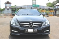 Jual Mercedes-Benz E Class: PROMO FLASH SALE MURAH MERCY E250 COUPE AT 2013 HITAM