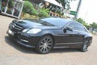 Mercedes-Benz E Class: PROMO FLASH SALE MURAH MERCY E250 COUPE AT 2013 HITAM (IMG_4642.JPG)