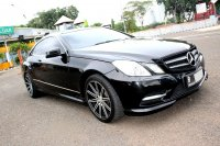 Jual Mercedes-Benz E Class: MERCY E250 COUPE AT HITAM 2013 - PROMO HARGA CASH/KREDIT