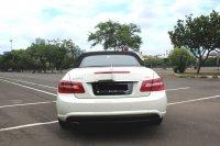 Mercedes-Benz E Class: FLASH SALE MURAH MERCY E250 CABRIOLET AT 2011 PUTIH (IMG_5146.JPG)