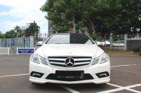 Mercedes-Benz E Class: FLASH SALE MURAH MERCY E250 CABRIOLET AT 2011 PUTIH (IMG_5152.JPG)