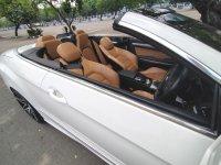 Mercedes-Benz E Class: FLASH SALE MURAH MERCY E250 CABRIOLET AT 2011 PUTIH (IMG20191128103911.jpg)