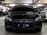 Mercedes-Benz C Class: Mercy C200 Avantgarde 2015 NIK 2014 Low KM 58RB