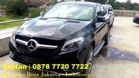 Jual Mercedes-Benz GLE400 Coupe AMG: MercedesBenz GLE400 Coupe 2019 Hitam Promo Bunga 0%
