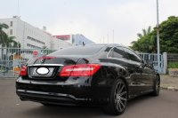 Mercedes-Benz E Class: MERCEDES BENZ E250 COUPE 2013 HITAM SUPER ANTIKK SIAP PAKAI (IMG_0421.JPG)