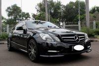 Mercedes-Benz E Class: MERCEDES BENZ E250 COUPE 2013 HITAM SUPER ANTIKK SIAP PAKAI (IMG_0418.JPG)
