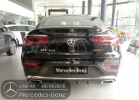 Jual Mercedes-Benz GLC300 Coupe AMG FL: MercedesBenz Coupe FL 2019 Hitam Promo Bunga 0%