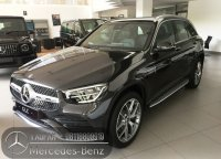 Jual Mercedes-Benz: MercedesBenz GLC200 AMG FL 2019 Grey Promo Bunga 0%