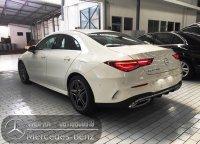 Mercedes-Benz: MercedesBenz CLA200 AMG 2020 Putih Promo Bunga 0% (mercedesbenz cla200amg putih 2020 (3).JPG)