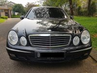 Mercedes-Benz: Mercedes Benz E240 AT Elegant 2005,Sedan Bergengsi Yang Kharismatik (WhatsApp Image 2020-08-11 at 15.58.10.jpeg)