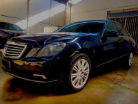 Mercedes-Benz E Class: Mercedes Benz E300 Matic Elegance 2010 Istimewa (20200825_151801.jpg)