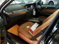 Mercedes-Benz 300E: Jual Mercy E300 avangard panoramic LTD edition 2010 black.Low KM 23rb (IMG-20170303-WA0022.jpg)