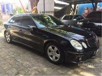 Jual Mercedes-Benz: Mercedes Benz E240 Avantgarde (W211)