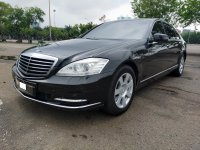 Jual Mercedes-Benz S Class: MERCY S300 AT HITAM 2008