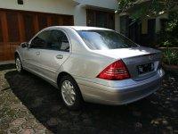 Mercedes-Benz C Class: Mercedes Benz C200 M/T Tahun 2001 Siap Pakai Gak Ada PR! (M3.jpg)