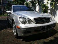 Mercedes-Benz C Class: Mercedes Benz C200 M/T Tahun 2001 Siap Pakai Gak Ada PR! (M1.jpg)