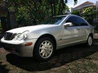 Mercedes-Benz C Class: Mercedes Benz C200 M/T Tahun 2001 Siap Pakai Gak Ada PR! (M2.jpg)