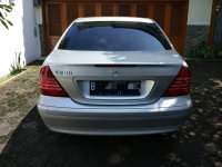 Mercedes-Benz C Class: Mercedes Benz C200 M/T Tahun 2001 Siap Pakai Gak Ada PR! (M4.jpg)