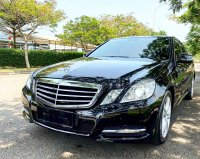 Jual Mercedes-Benz E Class: MERCEDES BENZ E250 W212 AVANTGARDE 2011