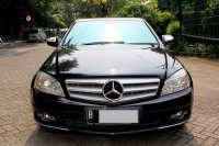 Jual Mercedes-Benz C Class: MERCY C200 AT 2008 HITAM