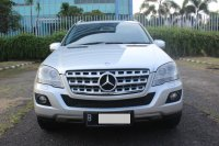 Jual Mercedes-Benz ML Class: MERCY ML350 4MATIC AT SILVER 2009