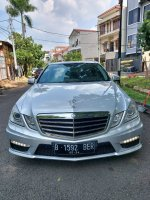 Jual Mercedes-Benz E Class: Mercedes benz e300 model e63amg 2010