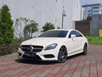 Mercedes-Benz: Mercy cls400 w218 amg tahun 2014