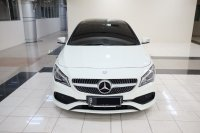 Mercedes-Benz C Class: 2017 Mercedes Benz CLA 200 AMG line Sport AT Antik tdp 197jt