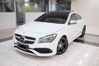 Mercedes-Benz C Class: 2017 Mercedes Benz CLA 200 AMG line Sport AT Antik tdp 197jt (PHOTO-2020-11-13-17-16-45.jpg)