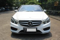 Jual Mercedes-Benz E Class: MERCY E400 AMG AT PUTIH 2016