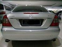 Mercedes-Benz E Class: Mercy E280 7 Gtronic  facelift (20201124_165314.jpg)