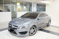 Mercedes-Benz: 2015 Mercedes Benz CLA 200 AMG line Sport AT Antik tdp 190jt (84949C34-140A-41B9-9502-2E1EB05FB8F2.jpeg)