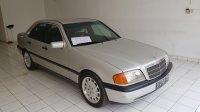 Jual Mercedes-Benz C Class: Mercedes Benz C200 1995 antik simpanan
