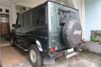 Jual Mercedes-Benz: Jeep Mercedes 280GE 1988 Kondisi Sehat Siap Pakai Tidak Perlu Dandan