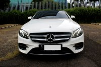 Jual Mercedes-Benz E Class: MERCY E300 AMG AT PUTIH 2017 - GOOD CONDITION