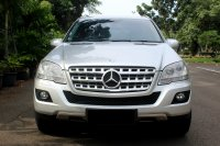 Jual Mercedes-Benz ML Class: MERCY ML350 AT SILVER 2009