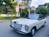 Mercedes-Benz Mini 200 w114/115: Mercedes benz mini 200 1974 antik (IMG-20201226-WA0036.jpg)