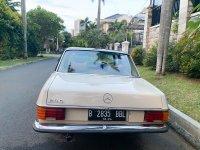 Mercedes-Benz Mini 200 w114/115: Mercedes benz mini 200 1974 antik (IMG-20201226-WA0039.jpg)
