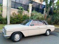 Mercedes-Benz Mini 200 w114/115: Mercedes benz mini 200 1974 antik (IMG-20201226-WA0038.jpg)