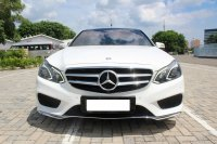 Mercedes-Benz E Class: MERCY E400 AMG PUTIH 2016 (IMG_1753.JPG)