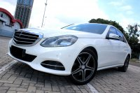 Jual Mercedes-Benz E Class: MERCY E 250 DIESEL AT PUTIH 2013
