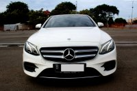 Jual Mercedes-Benz E Class: MERCY E300 AMG AT PUTIH 2017 PEMAKAIAN 2018
