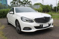 Jual Mercedes-Benz E Class: MERCY E250 DIESEL AT 2013 PUTIH