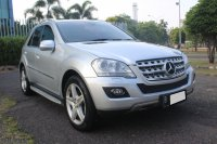 Mercedes-Benz ML Class: MERCY ML350 AMG AT 2009 SILVER (4.jpeg)